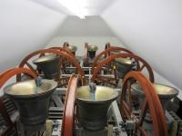 Installed bells